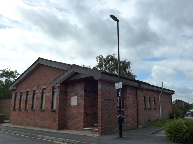 Church hall in Commercial Street