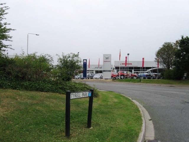 Tyrell Park