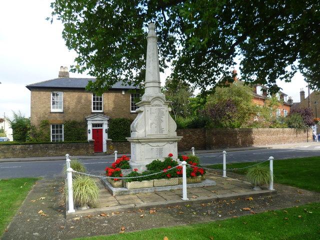 Stanwell War Memorial