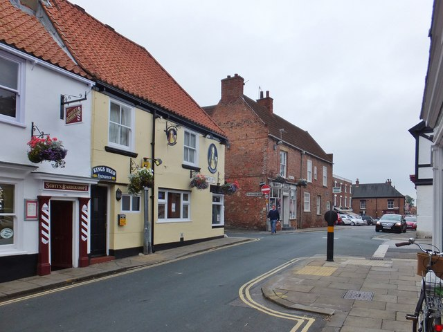 Soutter Gate, Hedon, Yorkshire