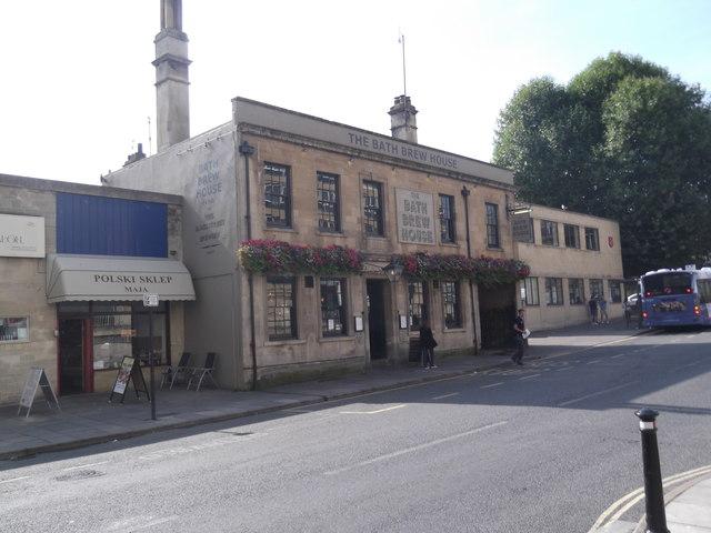 The Bath Brew House, St James Street West, Bath