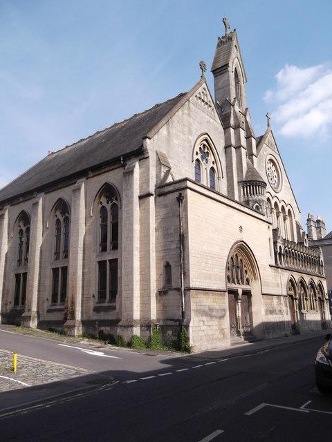 St Paul's Church, St Paul's Place
