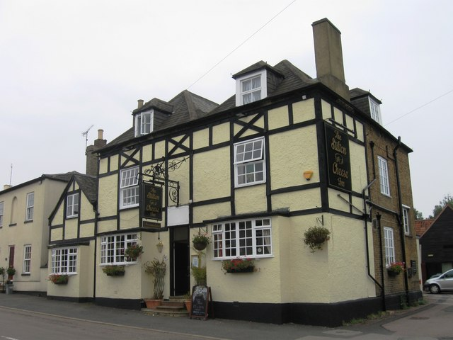 The Stilton Cheese Inn