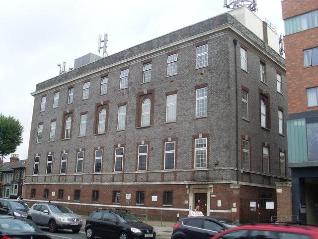 Cricklewood Telephone Exchange