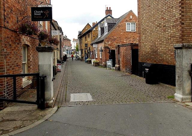 Church Street, Melton Mowbray