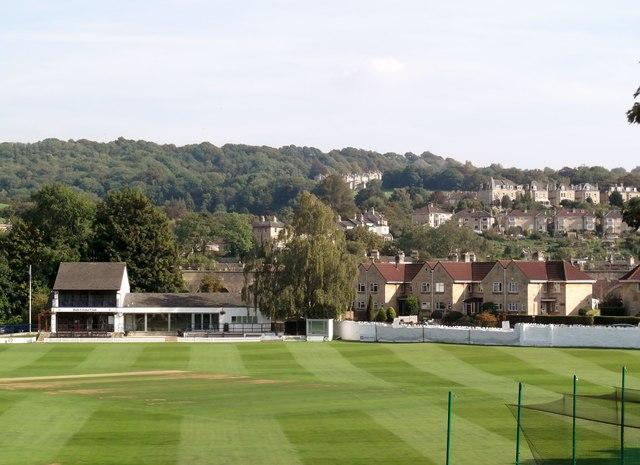 Bath Cricket Club Ground, North Parade Road, Bath