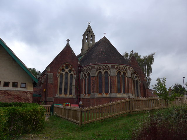 St Denys, east end
