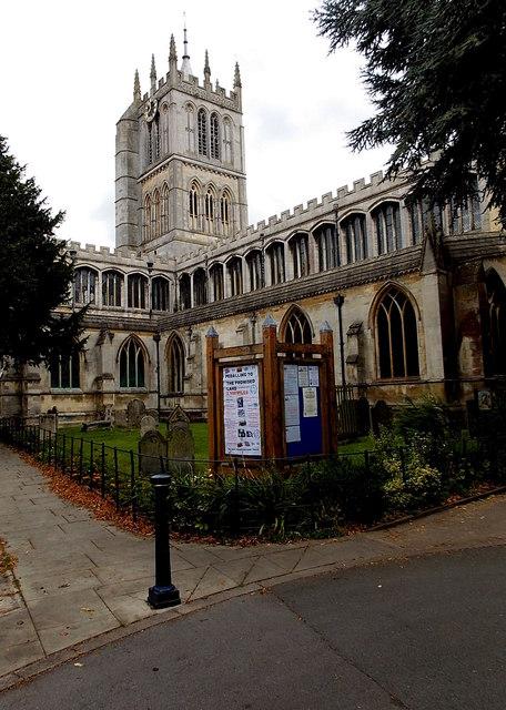 Parish Church of St Mary, Melton Mowbray