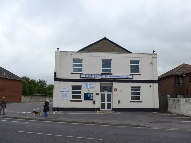 Conservative Club, St Denys Road