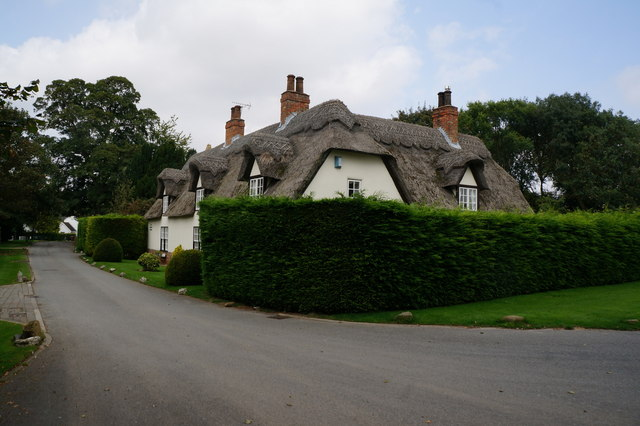 The Thatched Cottage, East Ravendale