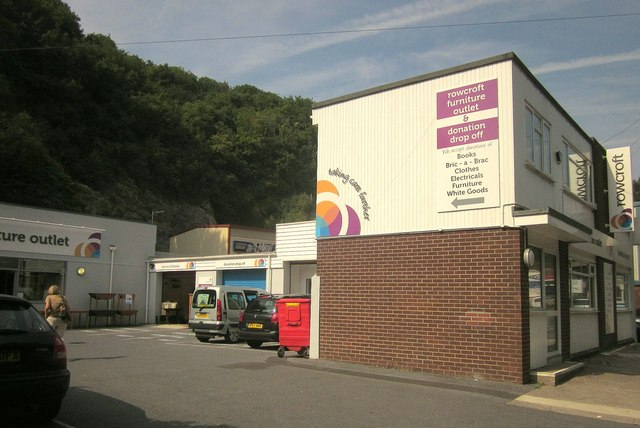 Rowcroft furniture outlet, Torquay