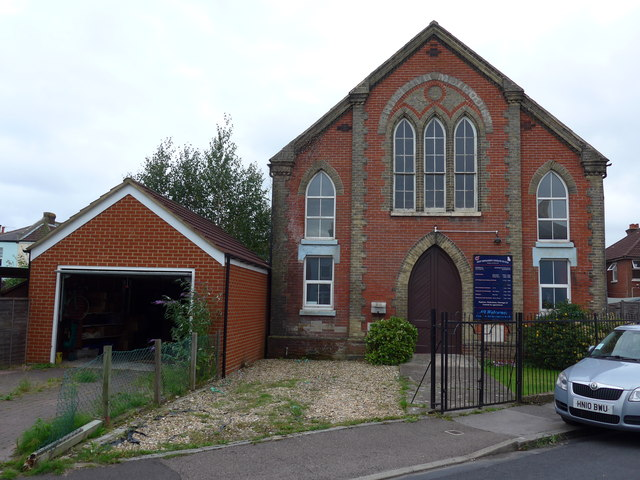 New Testament Church Of God, Ivy Road