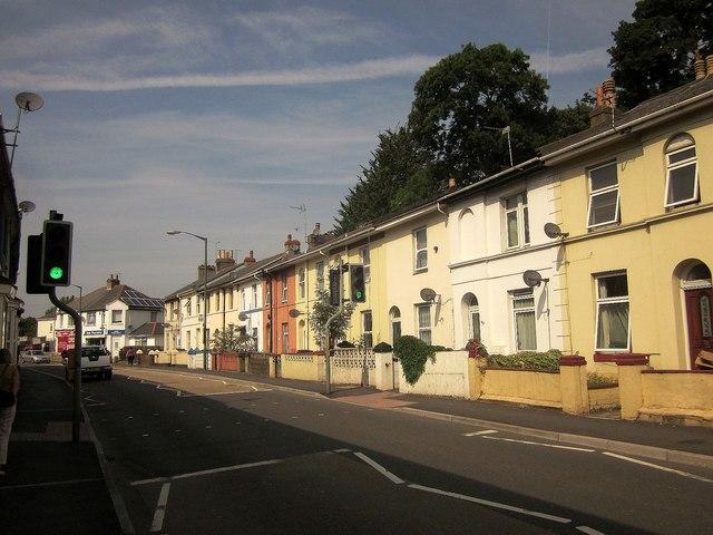 Hele Road, Torquay