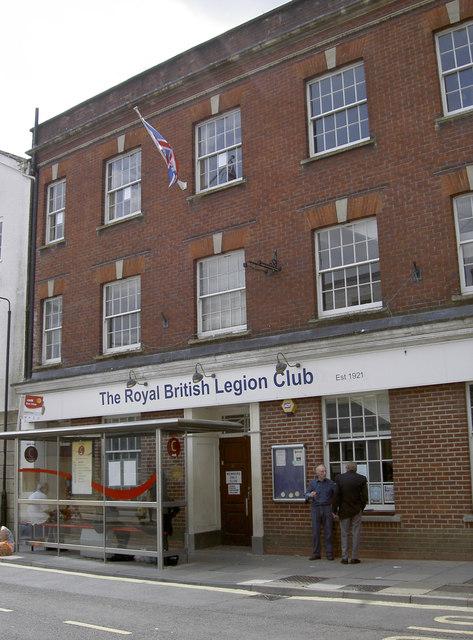 Salisbury British Legion Club