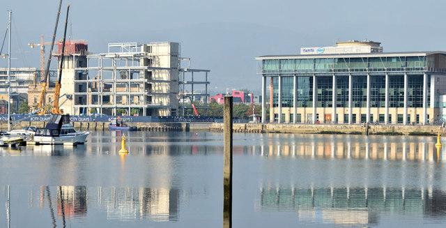 CQ1, City Quays, Belfast - September 2014(2)