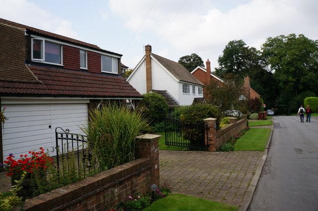 Houses on The Avenue, East Ravendale