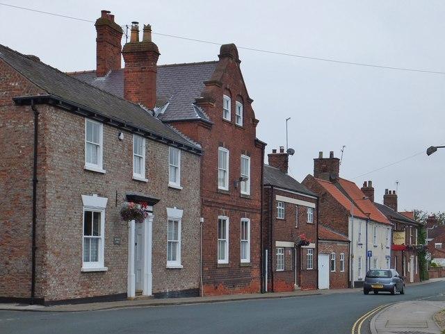 Soutter Gate, Hedon, Yorkshire