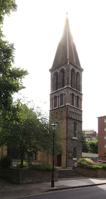 St James the Less, Bethnal Green