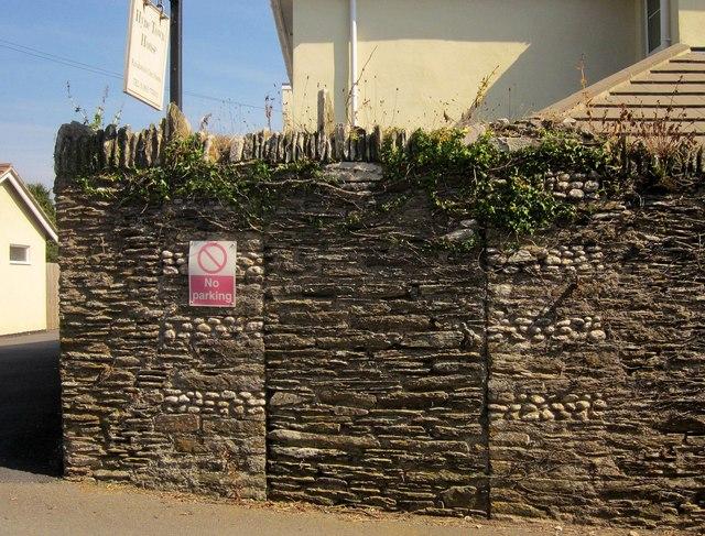 Wall, Strete