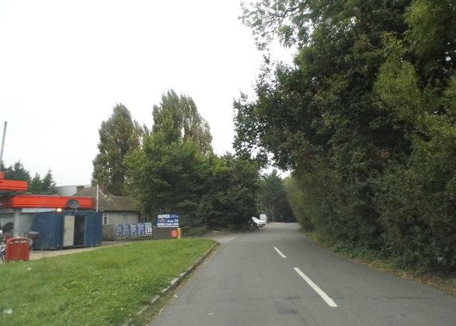 Woodside Lane, Bell Bar