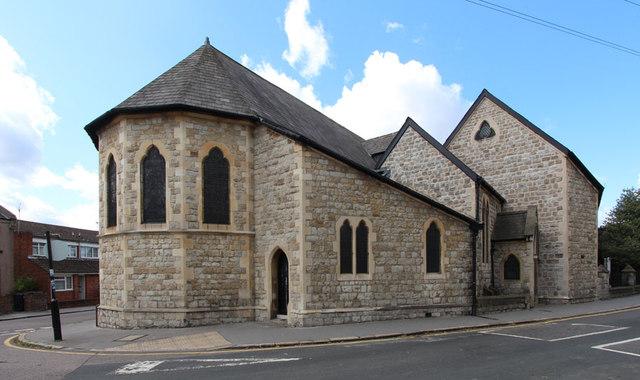 St Mark, Albert Road, South Norwood