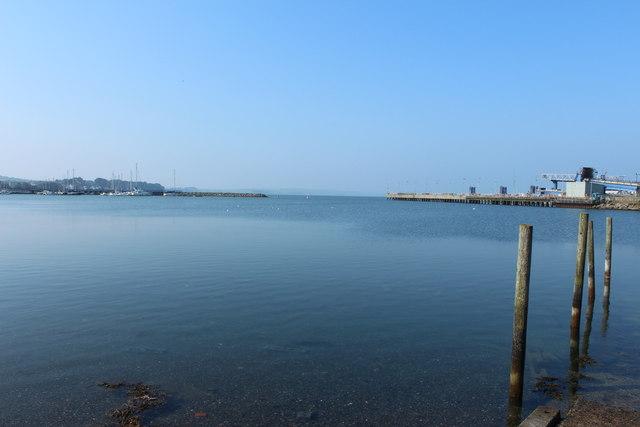 Stranraer Harbour