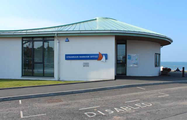Stranraer Harbour Office
