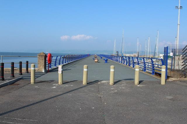 West Pier, Stranraer