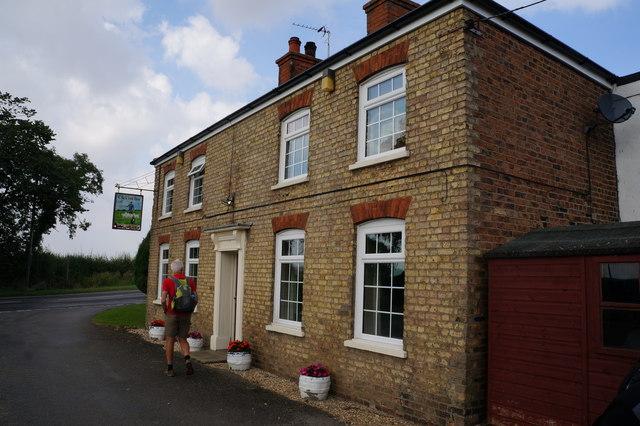 The Click'em Inn on the B1203
