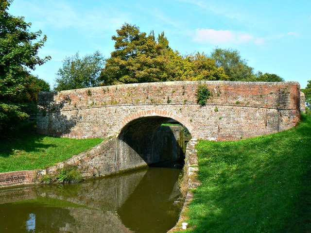 Heathy Close Bridge, east of Wootton Rivers, Wiltshire