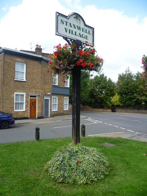 Stanwell Village Sign