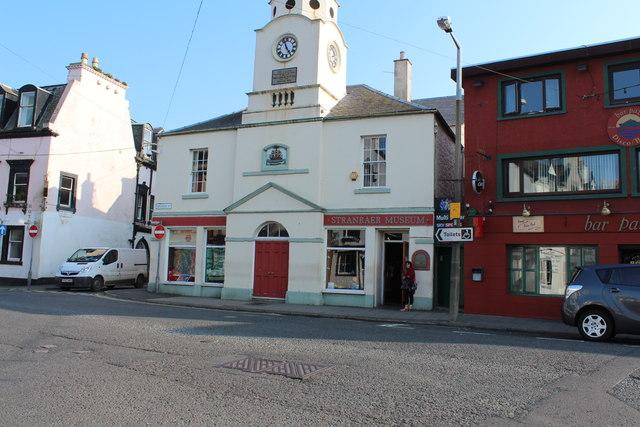 Stranraer Museum, George Street