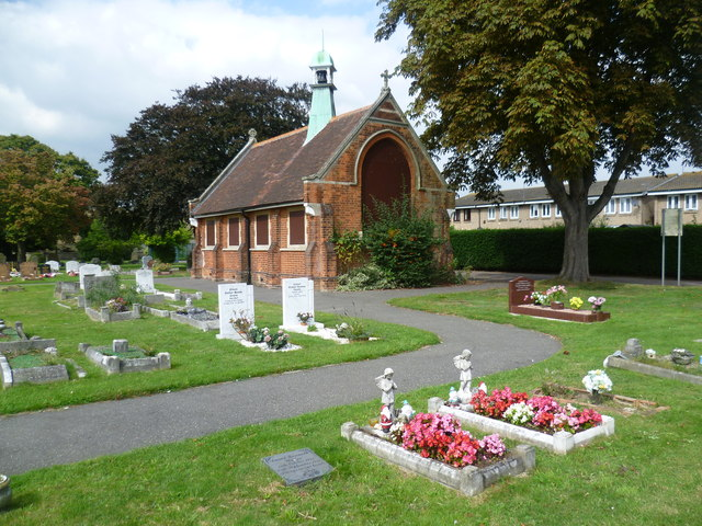 Stanwell Burial Ground and its disused chapel