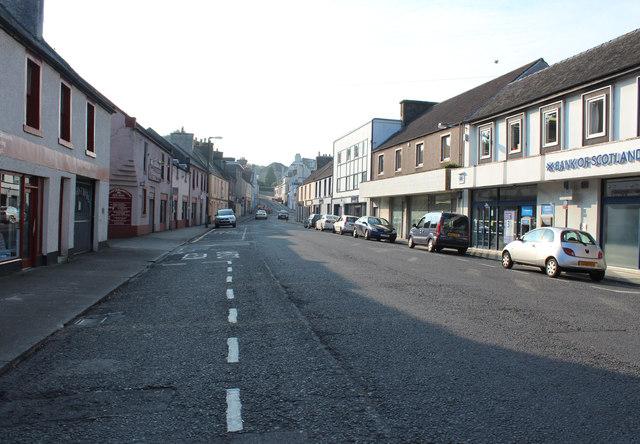 George Street, Stranraer