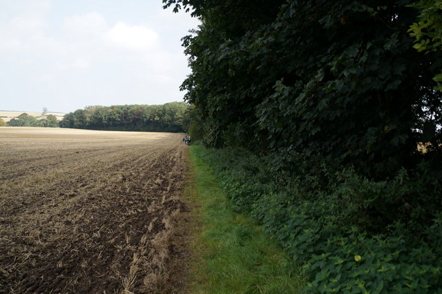 Path leading to Wold Newton