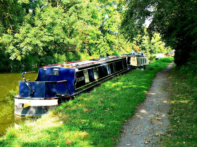 Narrowboat 'Calum', Kennet and Avon Canal, Heathy Close, Wiltshire (1)