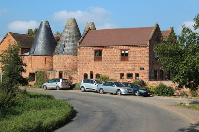Kiln House, Brockamin Lane, Leigh