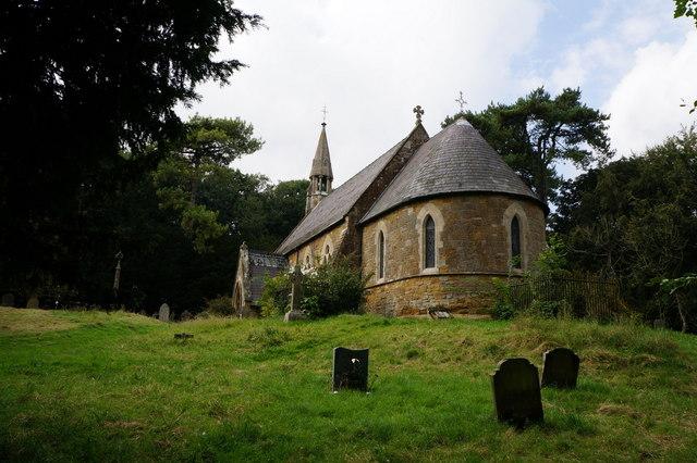 All Hallows Church, Wold Newton