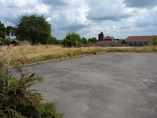Site of Chapel Fields Primary School, Solihull