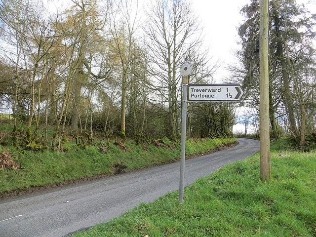 Signpost, Rockhill