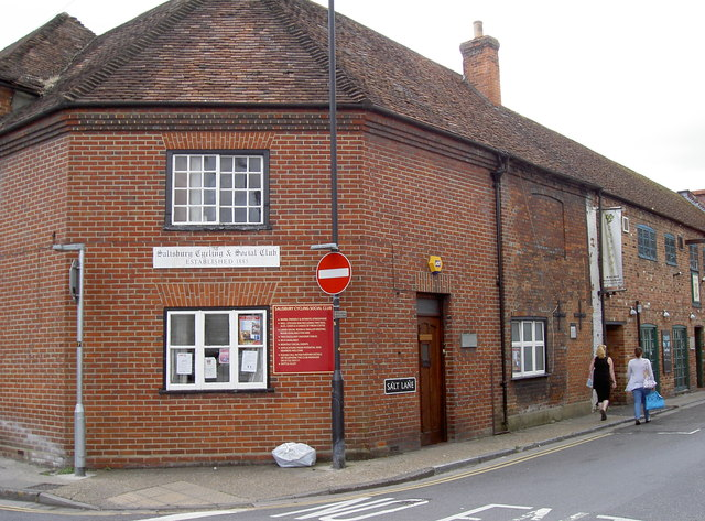 The Salisbury Cycling and Social Club