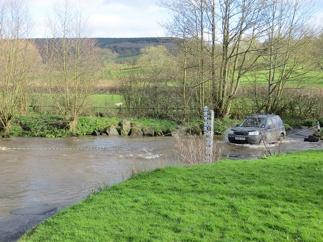 Ford, Clun
