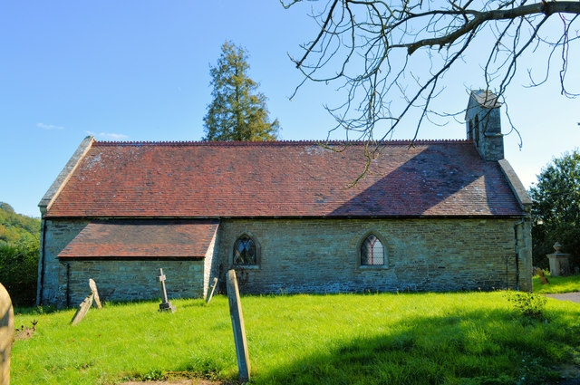 St Michael, Edgton