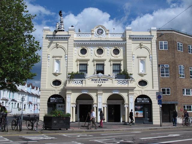 The Duke of York's Cinema, Preston Road, BN1