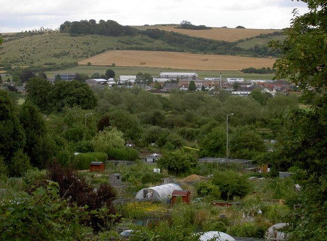 Outskirts allotments