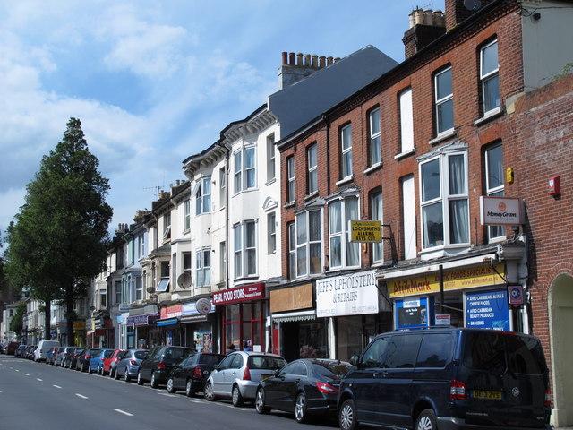 Preston Road, BN1