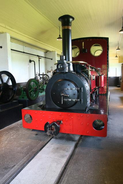 Brecon Mountain Railway - Sybil