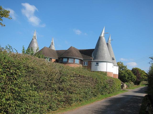 The Hop Kilns, Suckley