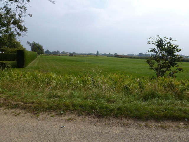 Grassfield near Bank Farm, Quadring Bank
