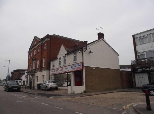 Shops on Barnet Road, Potters Bar